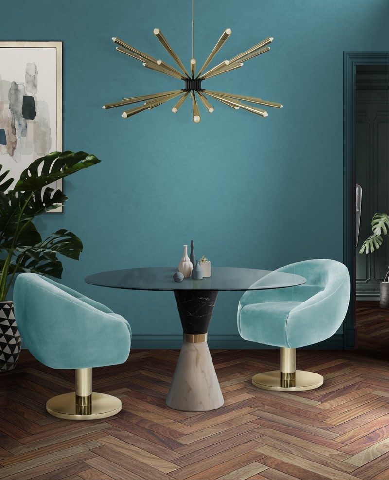 Spring Colours: Neo Mint Mid-Century Modern Ambiences To Inspire You! spring colours Spring Colours: Neo Mint Mid-Century Modern Ambiences To Inspire You! 1 6