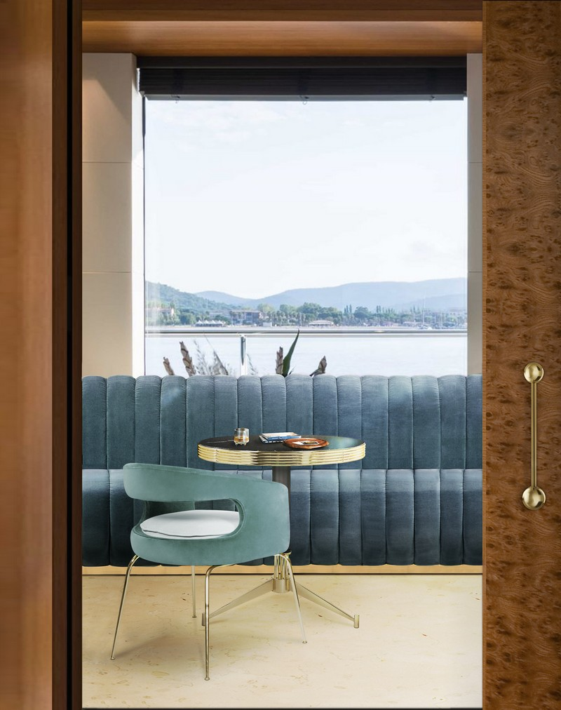 Spring Colours: Neo Mint Mid-Century Modern Ambiences To Inspire You! spring colours Spring Colours: Neo Mint Mid-Century Modern Ambiences To Inspire You! 2 5