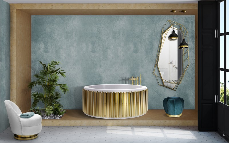 Get Inspired By These Amazing Mid-Century Modern Mirror Ideas! mid-century modern Get Inspired By These Amazing Mid-Century Modern Mirror Ideas! 5 4
