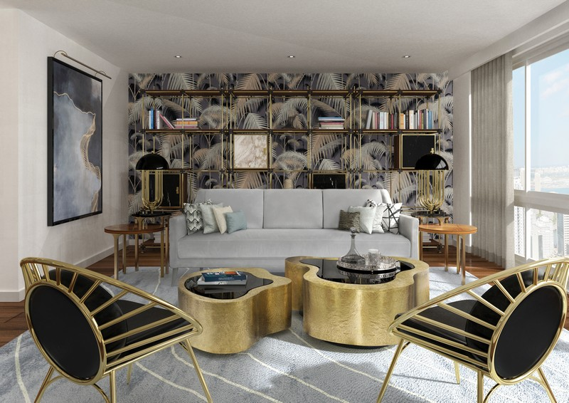 Day With This Amazing Golden Home Decor