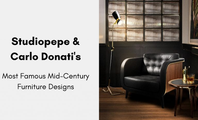 See Studiopepe & Carlo Donti's Most Famous Mid-Century Collections