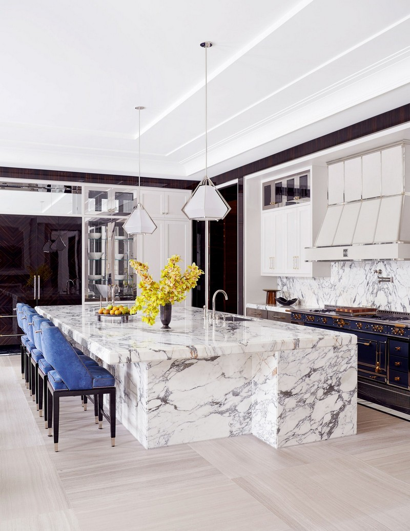 Drake's Manor House Is All About The Luxury Design and Craftsmanship Details
