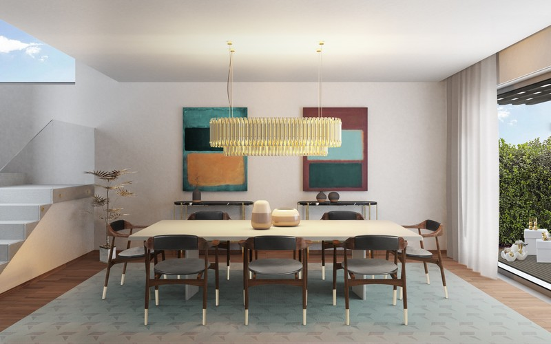 How To Create The Perfect Mid-Century Dining Room Design Like An Expert? mid-century dining room design How To Create The Perfect Mid-Century Dining Room Design Like An Expert? How To Create The Perfect Mid Century Dining Room Design Like An Expert 5