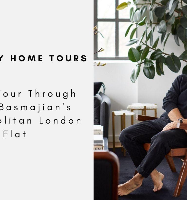 Inside Tour Through Jason Basmajian's Cosmopolitan London Flat jason basmajian Inside Tour Through Jason Basmajian's Cosmopolitan London Flat Inside Tour Through Jason Basmajians Cosmopolitan London Flat capa 768x819