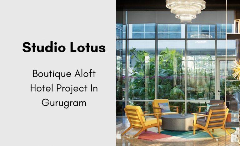 Check Studio Lotus Unique Design Ideas For The Boutique Aloft Hotel