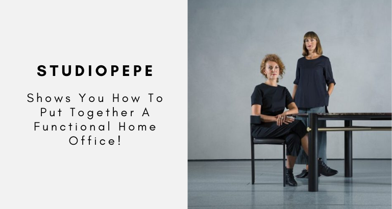 Studiopepe Shows You How To Put Together A Functional Home Office! studiopepe Studiopepe Shows You How To Put Together A Functional Home Office! Studiopepe Shows You How To Put Together A Functional Home Office 768x410