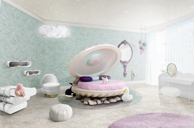 Candy Colours: Sugar Rush Tones To Inspire Your Mid-Century Ambience! candy colours Candy Colours: Sugar Rush Tones To Inspire Your Mid-Century Ambience! baby room