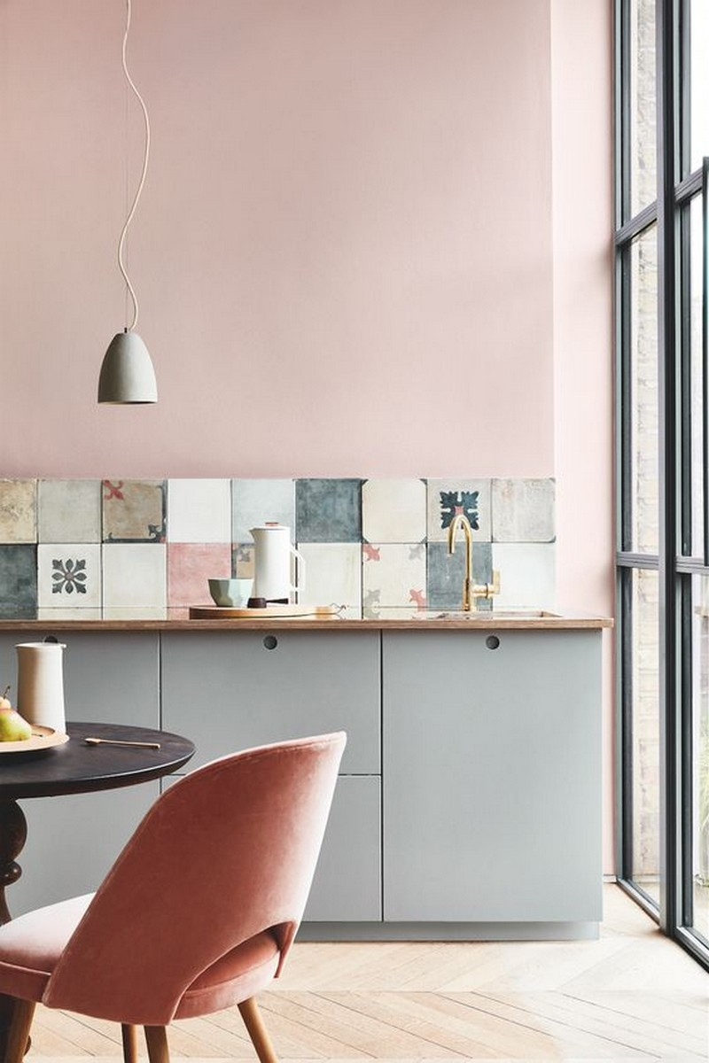 Candy Colours: Sugar Rush Tones To Inspire Your Mid-Century Ambience! candy colours Candy Colours: Sugar Rush Tones To Inspire Your Mid-Century Ambience! kitchen
