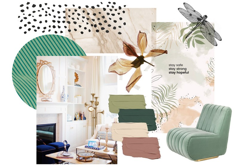 Spring Colours: Neo Mint Mid-Century Modern Ambiences To Inspire You! spring colours Spring Colours: Neo Mint Mid-Century Modern Ambiences To Inspire You! mood