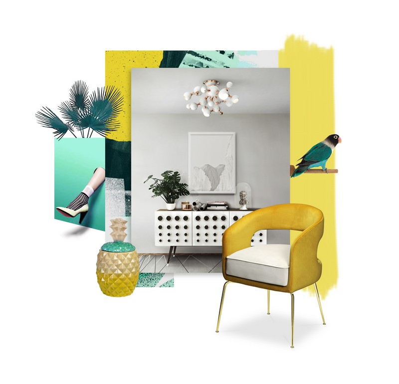 Discover Pantone's Spring/Summer Colours 2020 That Will Blow You Away! summer colours 2020 Discover Pantone's Spring/Summer Colours 2020 That Will Blow You Away! moodboard yellow