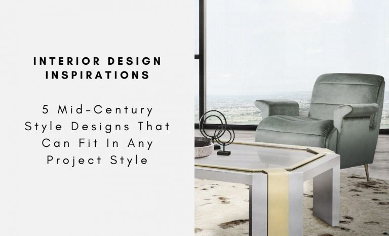 5 Mid-Century Style Designs That Can Fit In Any Project Style mid-century style design 5 Mid-Century Style Designs That Can Fit In Any Project Style 5 Mid Century Style Designs That Can Fit In Any Project Style capa 768x466