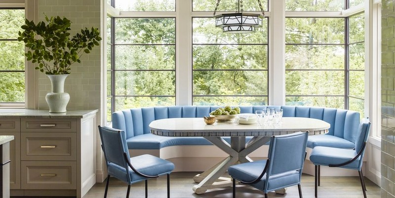 7 Elegant Banquette Seating Inspirations To Fall In Love With! banquette seating 7 Elegant Banquette Seating Inspirations To Fall In Love With! 7 Elegant Banquette Seating Inspirations To Fall In Love With 3