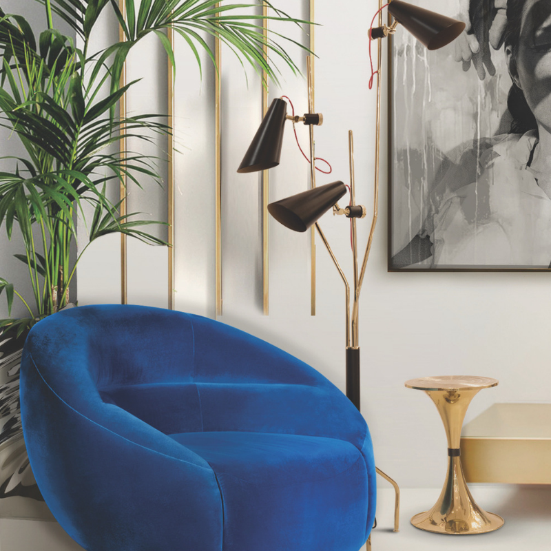 The Summer Designs and Color Trends you should follow! color trends The Summer Designs and Color Trends you Should Follow! Get Rid of the Monday Blues w These Blue Home Decor Ideas
