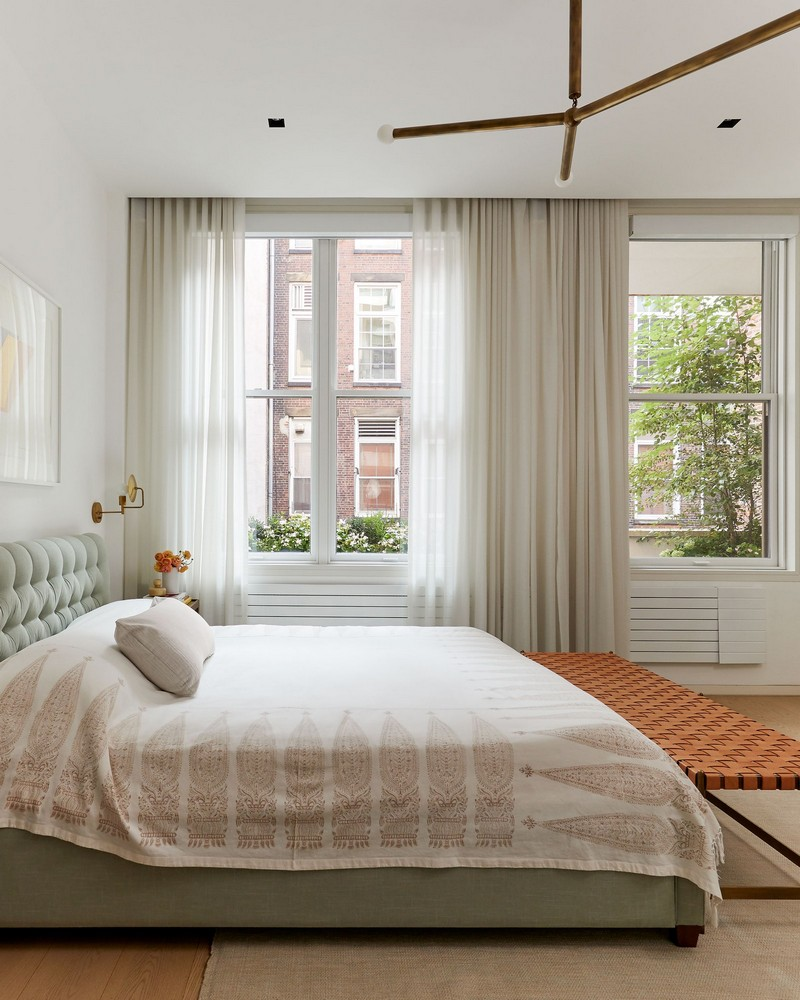 Steal The Look From Kelly Bergin's Neutral New York City Loft Design