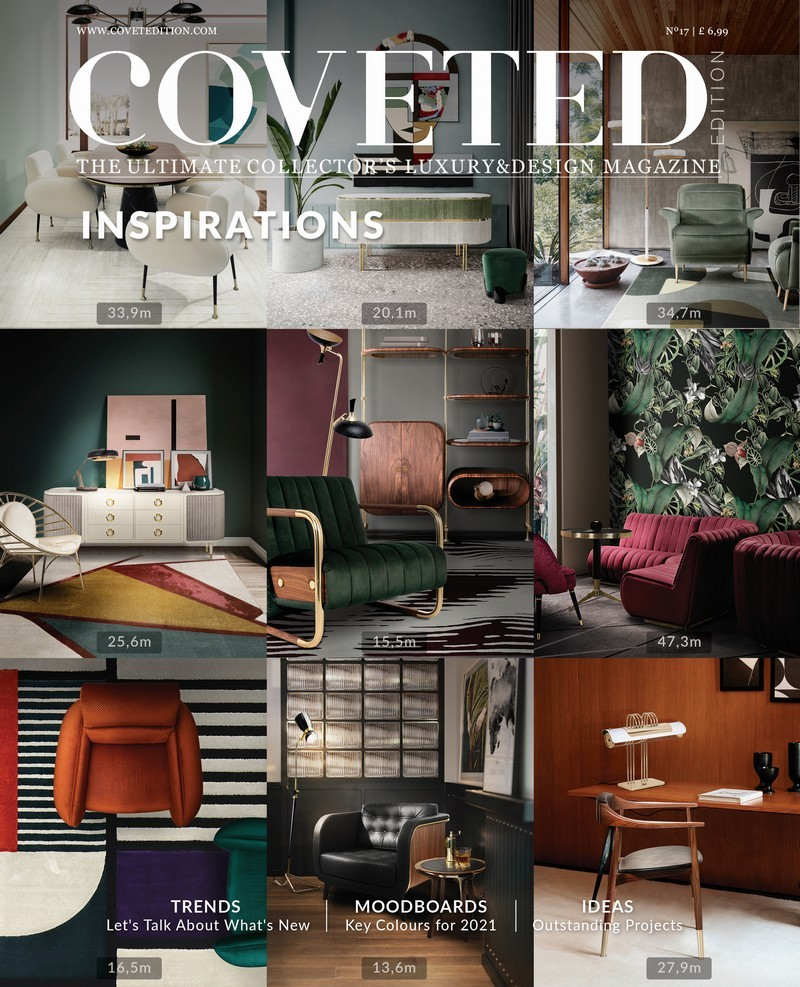 Top Luxury Design News and Trends With The Incredible CovetED Magazine! luxury design Top Luxury Design News and Trends With The Incredible CovetED Magazine! Top Luxury Design News and Trends With The Incredible CovetED Magazine 9