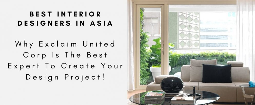 Why Exclaim United Corp Is The Best Expert To Create Your Design Project!