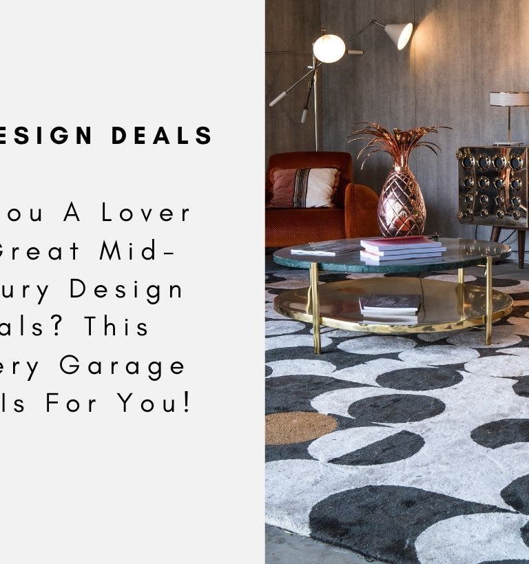Are You A Lover Of Great Mid-Century Design Deals? This Gallery Garage Sale Is For You! mid-century design Are You A Lover Of Great Mid-Century Design Deals? This Gallery Garage Sale Is For You! Are You A Lover Of Great Mid Century Design Deals This Gallery Garage Sale Is For You CAPA 768x819