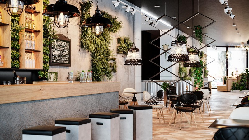 Looking For A Trendy Office Design Lemon Interior Design Studio Has G