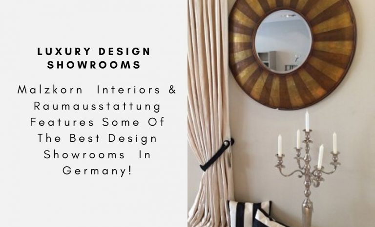 Malzkorn Interiors & Raumausstattung Features Some Of The Best Design Showrooms In Germany! malzkorn interiors Malzkorn Interiors & Raumausstattung Features Some Of The Best Design Showrooms  In Germany! Malzkorn Interiors Raumausstattung Features Some Of The Best Design Showrooms In Germany CAPA 768x466