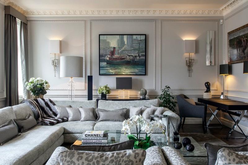 Alexandra Dixon Interiors  Has Been Redefining London's Luxury Design Scene!