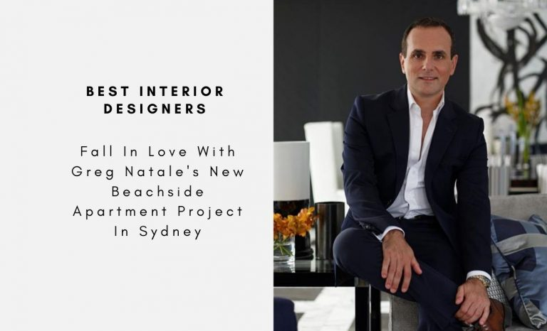 Fall In Love With Greg Natale's New Beachside Residential Project In Sydney greg natale Fall In Love With Greg Natale's New Beachside Residential Project In Sydney Fall In Love With Greg Natales New Beachside Residential Project In Sydney capa 768x466