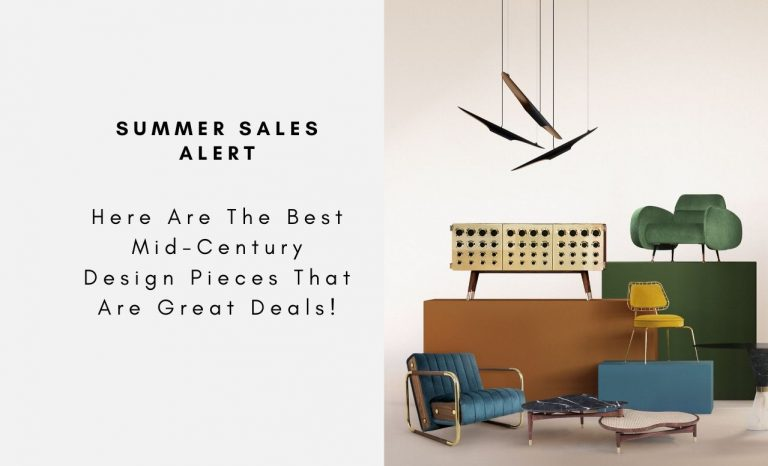 Summer Sales Alert - Here Are The Best Mid-Century Design Pieces That Are Great Deals! mid-century design Summer Sales Alert – Here Are The Best Mid-Century Design Pieces That Are Great Deals! Summer Sales Alert Here Are The Best Mid Century Design Pieces That Are Great Deals CAPA 768x466