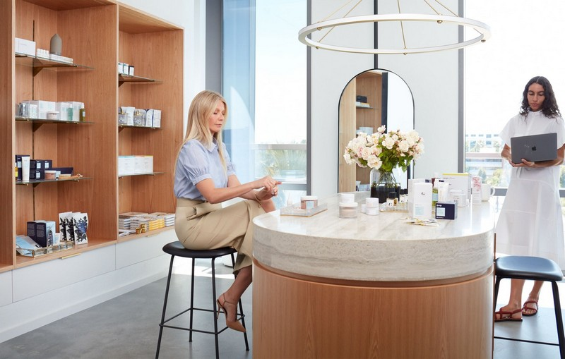 Check Gwyneth Paltrow's Newest Office By The Incredible Rapt Studio gwyneth paltrow Check Gwyneth Paltrow's Newest Office By The Incredible Rapt Studio Check Gwyneth Paltrows Newest Office By The Incredible Rapt Studio
