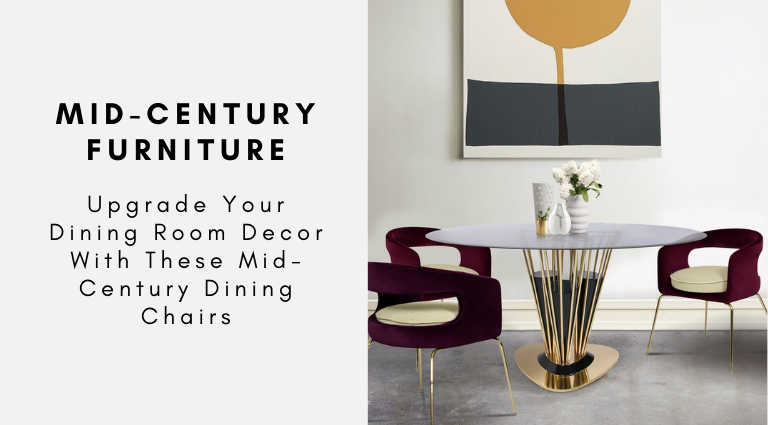 Upgrade Your Dining Room Decor With These Mid-Century Dining Chairs mid-century dining chair Upgrade Your Dining Room Decor With These Mid-Century Dining Chairs Upgrade Your Dining Room Decor With These Mid Century Dining Chairs