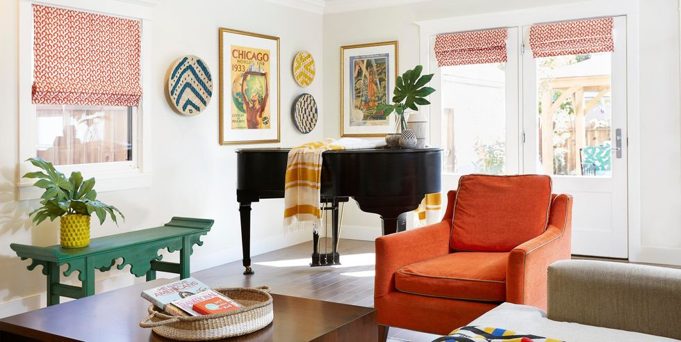 How To Change A Room Decor With A Pop Of Color_2