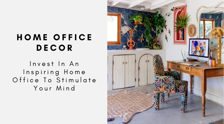 Invest In The Perfect Home Office Decor Right Now! home office decor Invest In The Perfect Home Office Decor Right Now! Invest In The Perfect Home Office Decor Right Now 768x425