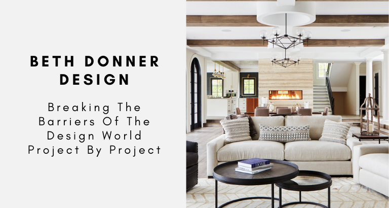 Beth Donner Design_ Breaking The Barriers Of The Design World Project By Project
