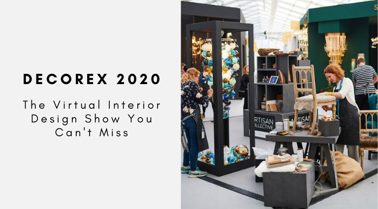 Decorex 2020_ The Virtual Interior Design Show You Can't Miss (1) decorex 2020 Decorex 2020: The Virtual Interior Design Show You Can't Miss Decorex 2020  The Virtual Interior Design Show You Cant Miss 1