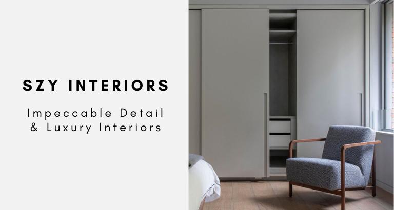 SZY Interiors Impeccable Detail & Luxury Interiors