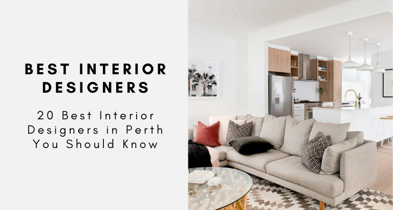 20 Best Interior Designers in Perth You Should Know