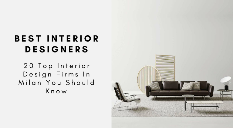 20 Top Interior Design Firms In Milan You Should Know top interior design firms in milan 20 Top Interior Design Firms In Milan You Should Know 20 Top Interior Design Firms In Milan You Should Know