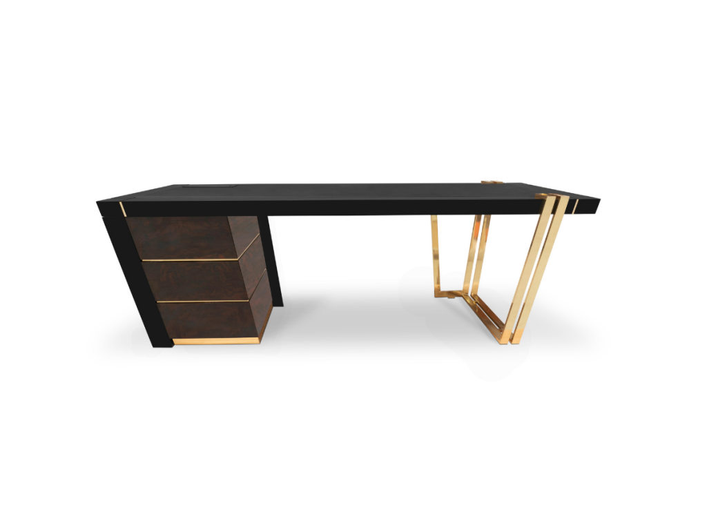 The 11 Luxury Desks That You'll Love In Your Home Office_2 luxury desks The 12 Luxury Desks That You'll Love In Your Home Office The 11 Luxury Desks That Youll Love In Your Home Office 2 1024x768