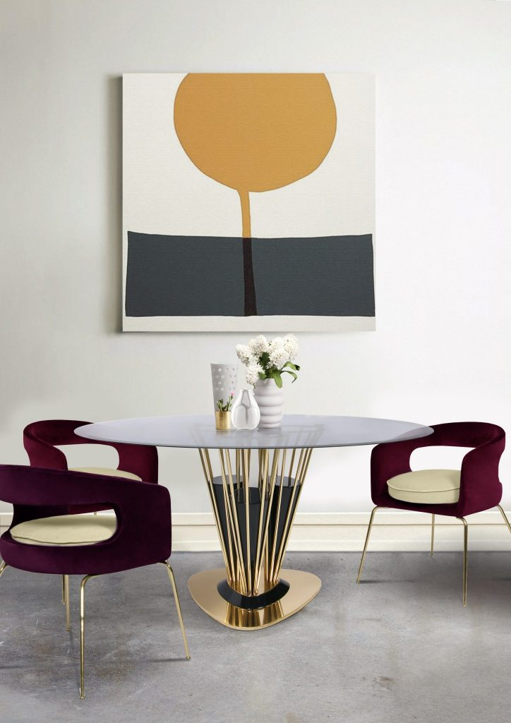 20 Luxury Dining Tables That Are, Luxury Modern Dining Room Tables
