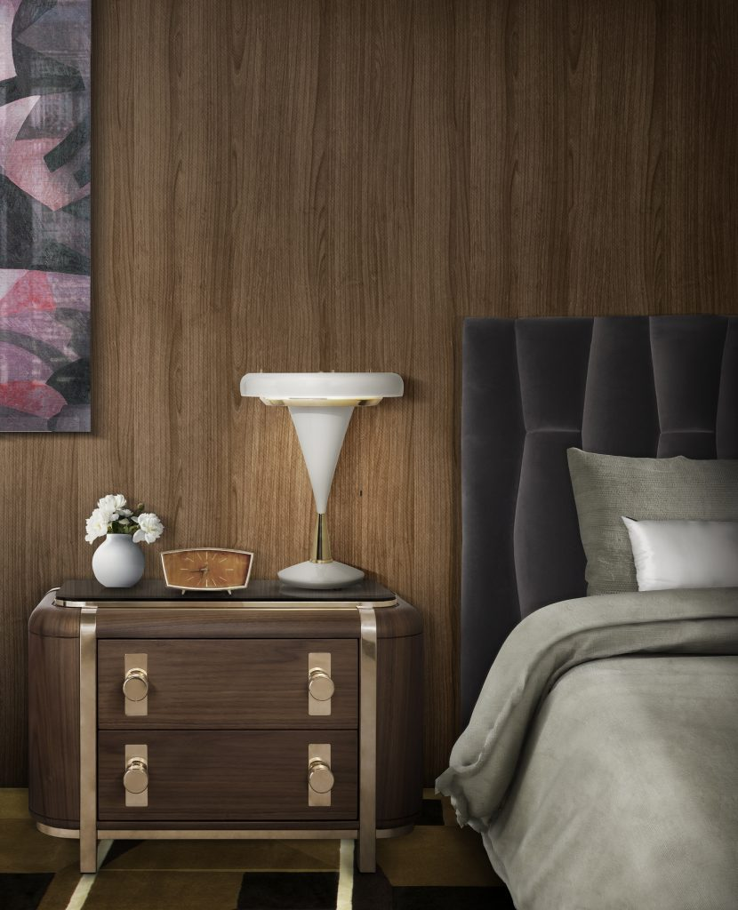 The 20 Luxury Nightstands You Need In Your Home Now_1 luxury nightstands The 20 Luxury Nightstands You Need In Your Home Now The 20 Luxury Nightstands You Need In Your Home Now 1 830x1024
