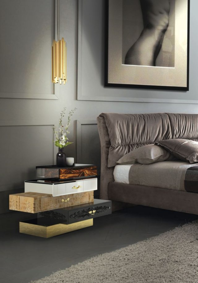 The 20 Luxury Nightstands You Need In Your Home Now_3 luxury nightstands The 20 Luxury Nightstands You Need In Your Home Now The 20 Luxury Nightstands You Need In Your Home Now 3