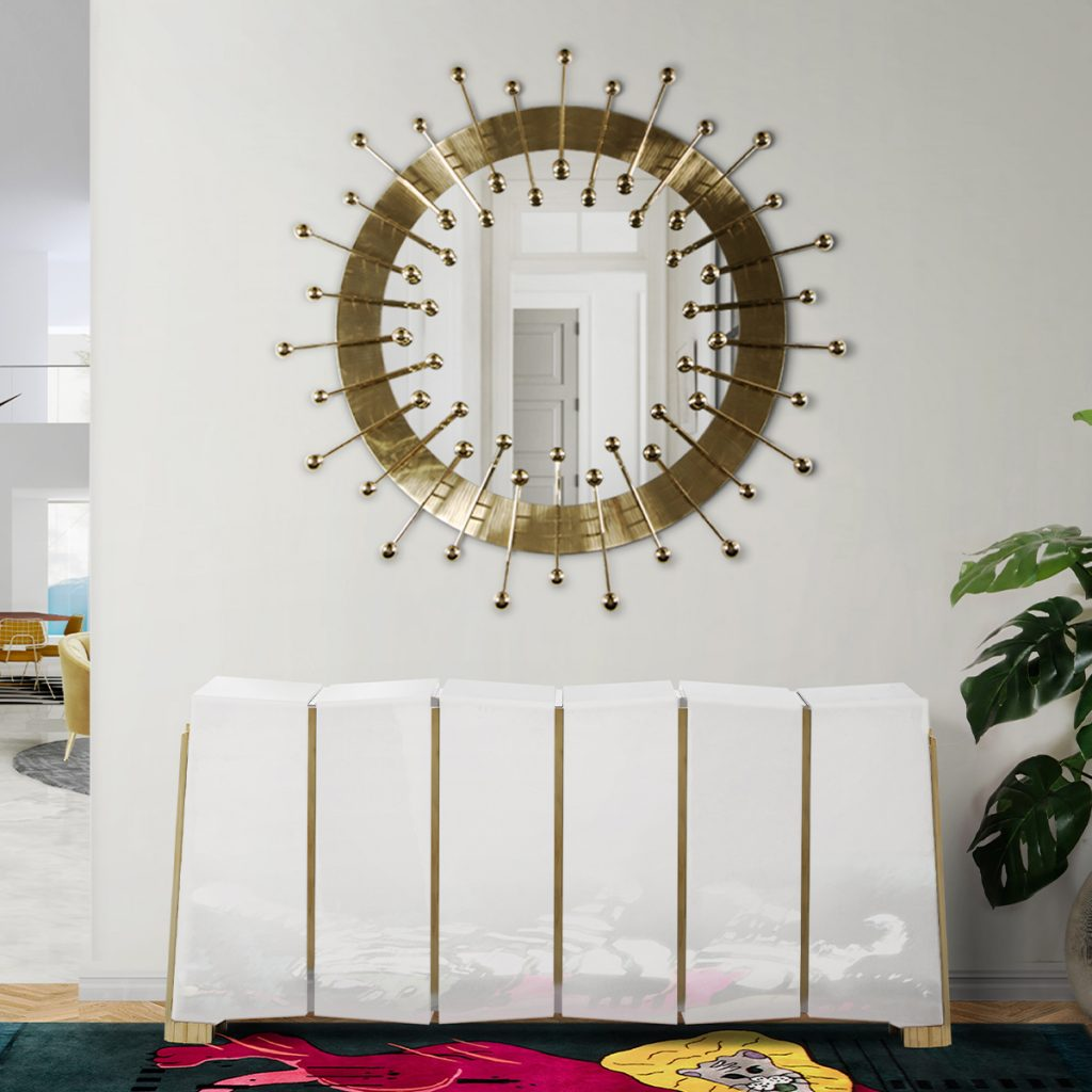 luxury mirrors Top 20 Luxury Mirrors That Will Enhance Your Home Top 20 Luxury Mirrors That Will Enhance Your Home 15