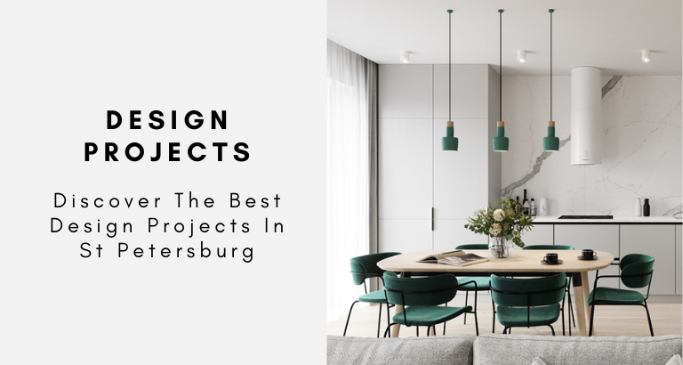 Discover The Best Design Projects In St Petersburg