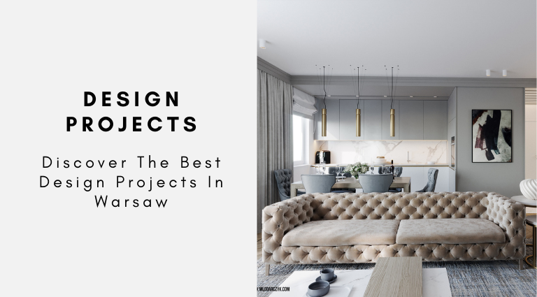 Discover The Best Design Projects In Warsaw