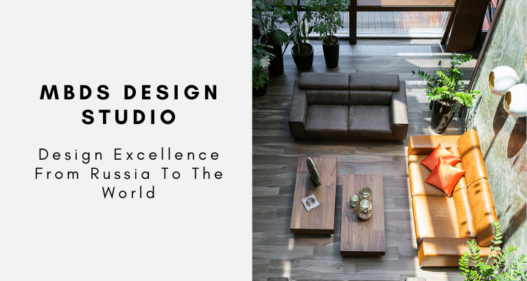 MBDS Design Studio_ Design Excellence From Russia To The World