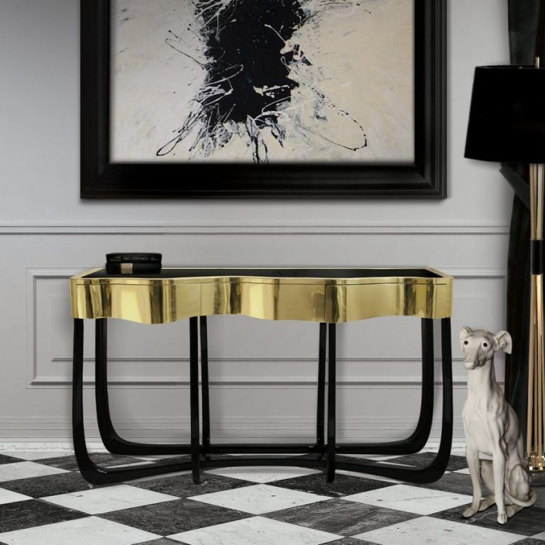 The 20 Luxury Consoles You Need In Your Home Now_14