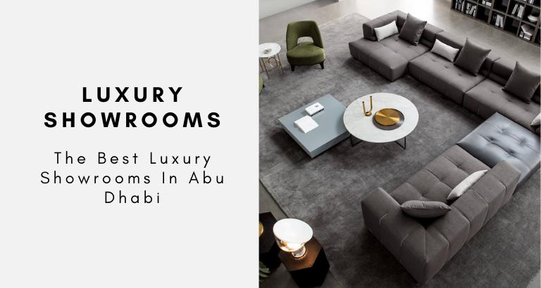 The Best Luxury Showrooms In Abu Dhabi