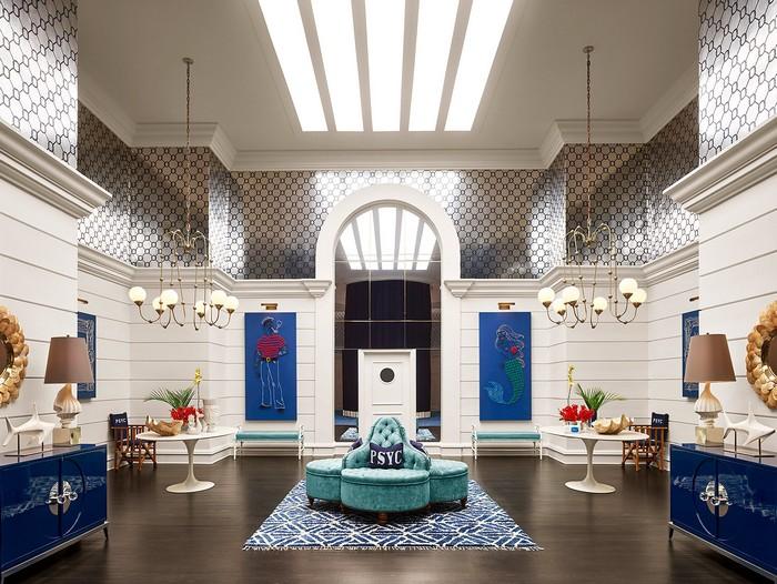 The Splashy Parker Palm Springs Hotel Designed by Jonathan Adler_2