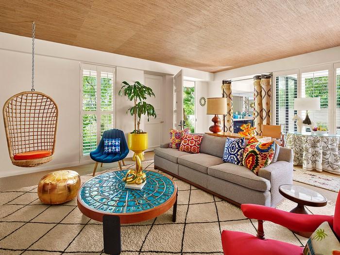 The Splashy Parker Palm Springs Hotel Designed by Jonathan Adler_8
