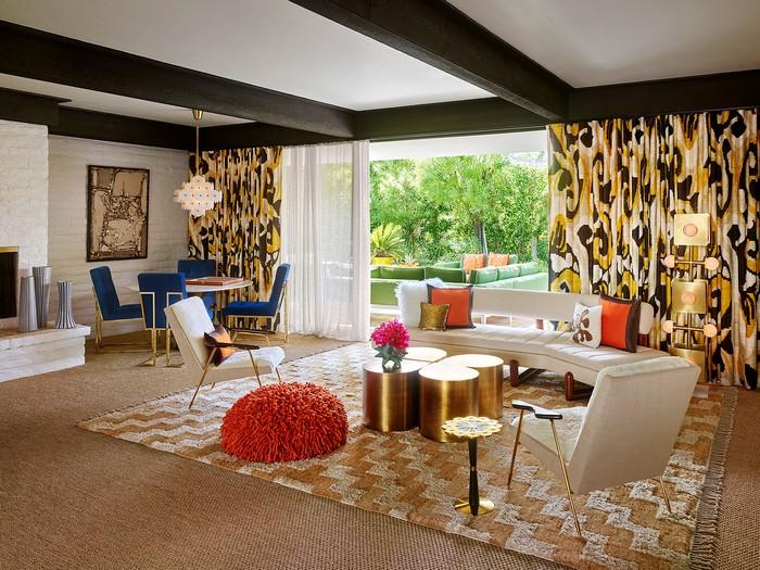 The Splashy Parker Palm Springs Hotel Designed by Jonathan Adler_9