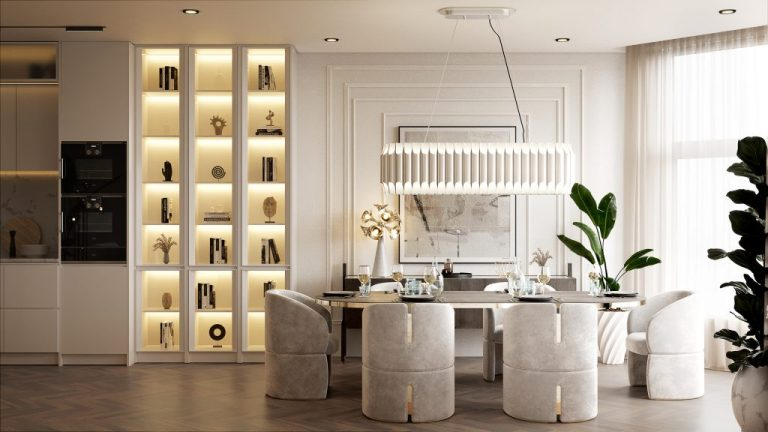 Inside Tour Through A Million Dollar Apartment Project in New York_1