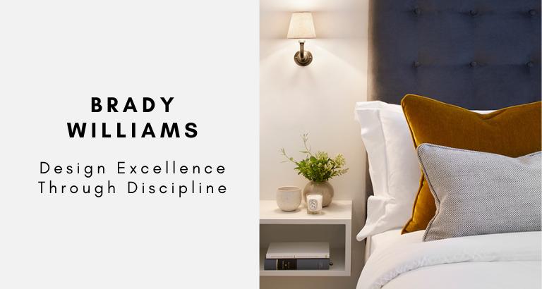 Brady Williams Design Excellence Through Discipline brady williams Brady Williams: Design Excellence Through Discipline Brady Williams Design Excellence Through Discipline 768x410